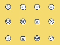 Pollywogs App Icons