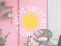 Sweet Melts Candle Subscription Box - Logo