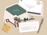 The Gathering Camp - Welcome Letter Mockup