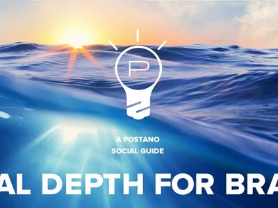 Postano Social Depth Landing — Version A