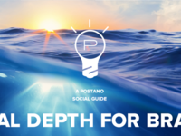 Postano Social Depth Landing — Version A