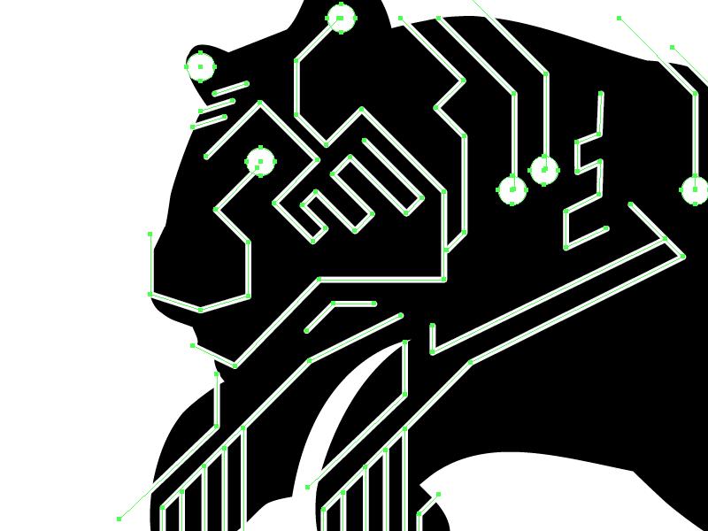 Tiger Logo Concept
