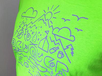 tshirt typography design vector illustration branding art identity bonoos
