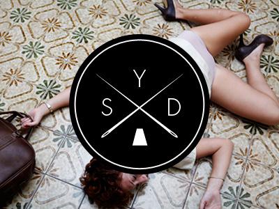 YSD art direction branding logo design fashion logo designer