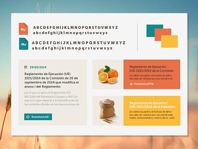 Nutrition  food nutrition web design ui