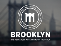 Brooklyn Theme Branding