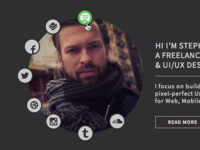 Social Profile Widget