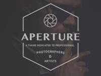 APERTURE Theme Branding