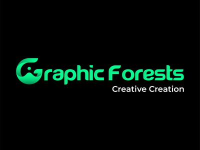 Graphic Forests Logo creative logo