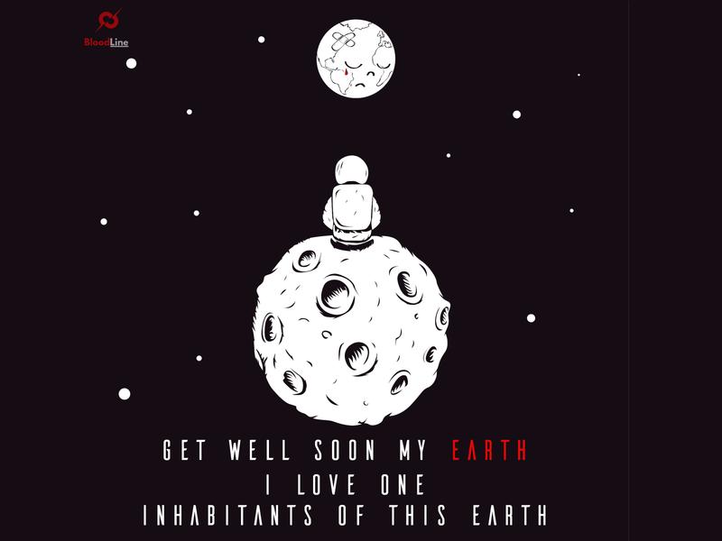 Get Well Soon My Earth