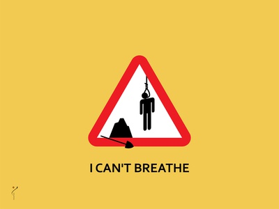 I cant breathe poster iran i cant breathe labor day sign design illustration