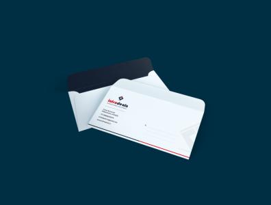 Envelope Design Services Primathink Tech envelope design envelope vector ui design branding