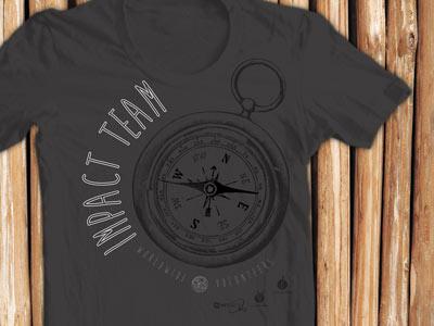 Impact Team - Compass compass shirt