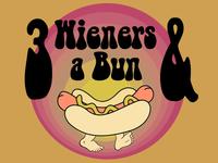 3 Wieners & A Bun