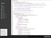 LightCMS Source Editor