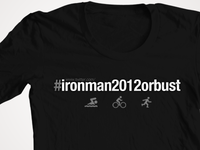 #Ironman2012orbust
