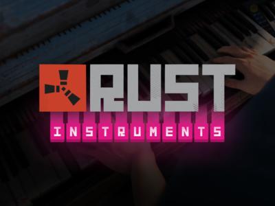 Rust Instruments Branding