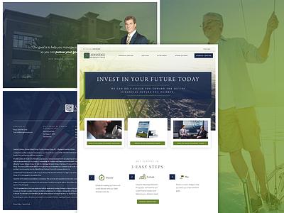 Advantage Preview nautical gradients website retirement financial