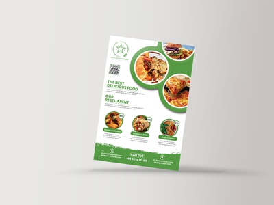 Restaurant Flyer design free donload free mockup psd pizza flyer menu design cafe dinner flyer lunch flyer mexican food flyer menu brochure food brochure fast food flyer coffee shop restuarant burger