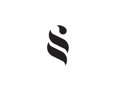 Shaedde Logomark feminine embossed business card black  white symbol monogram apparel fashion brand fashion identity shade s logo vector logomark type brand identity lettering typography branding