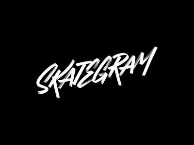 Skategram Logotype