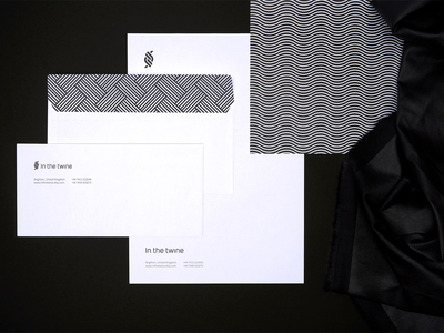 In the twine | Brand Identity