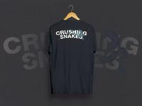 CRUSHING SNAKES T-Shirt