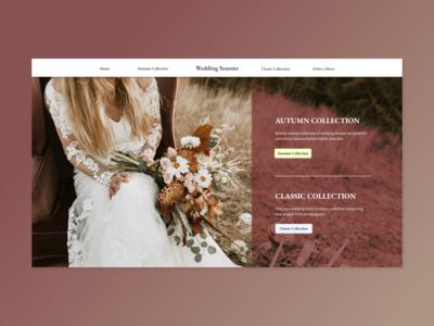 Wedding Dresses Shop Seasonal Collection