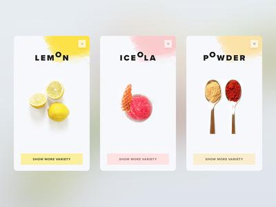 Minimal Food App - PSD psd freebie shopping market juice drinks vegetables app ios food minimal