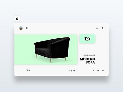 🪑 Furniture Web Design hire follow like ecommerce designer site infadev concept website design