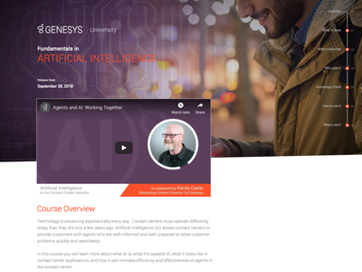 training genesys fundamentals in blended ai 2018 11 15 13 53 47