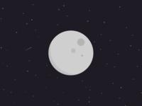 Flat Moon