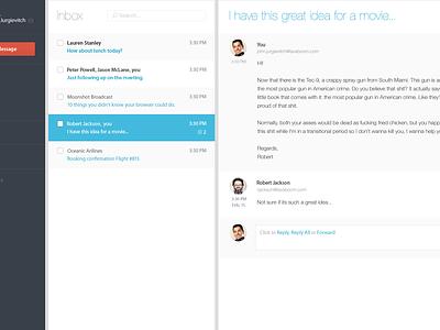 Webmail Client mail webmail ui interface