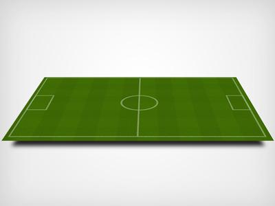 Kick off football soccer stadium
