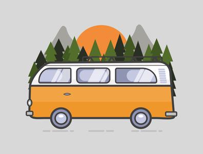 Vintage Volkswagen Part II