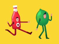 Ketchup & Lime