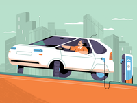 Electric Car ⚡