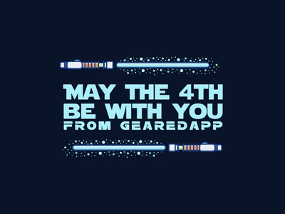 M4th gearedapp 4th the fourth may light sabre force star wars