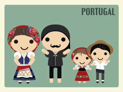 Traditional Portuguese Clothing