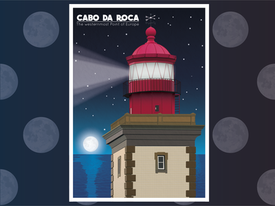 Cabo da Roca's Lighthouse