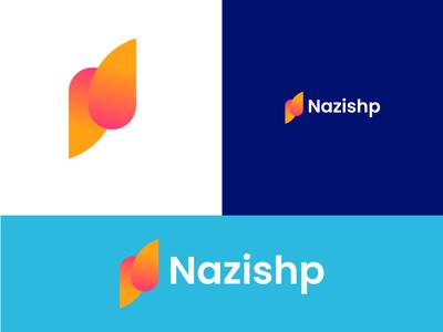 Nazishp Logo Design