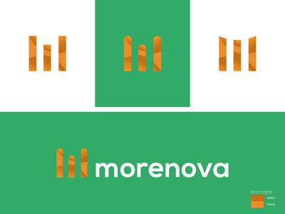 Letter Logo Morenovo