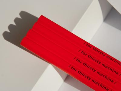 Red Optimal / Pencil