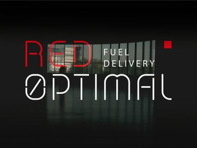 Red Optimal / Logotype