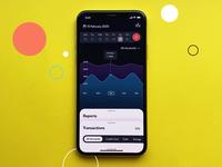 Finance Tracker App Interactions
