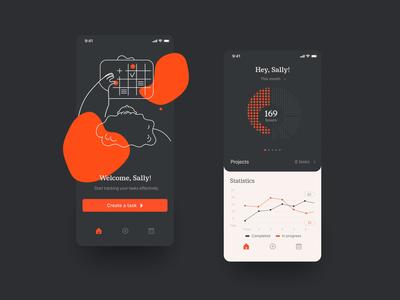 Task Tracker Mobile App