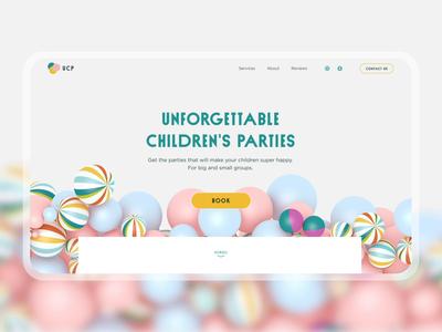 Event Agency Website