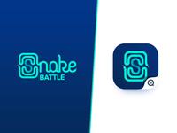 Snake Battle Logo