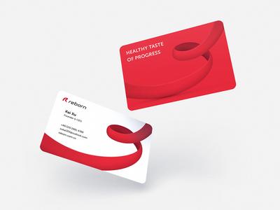 Reborn Business Cards