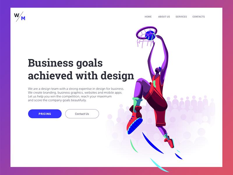 Web ui design tubik